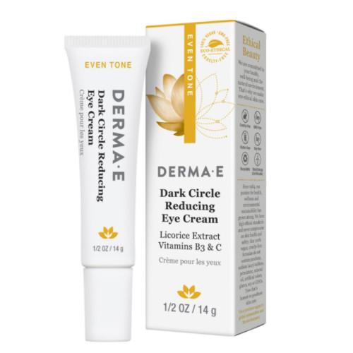 Derma E - Derma E Dark Circle Reducing Eye Cream 14gr