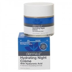 Derma E - Derma E Hydrating Night Creme 56gr