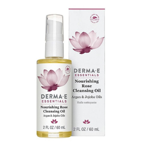 Derma E - Derma E Nourishing Rose Cleansing Oil 60ml