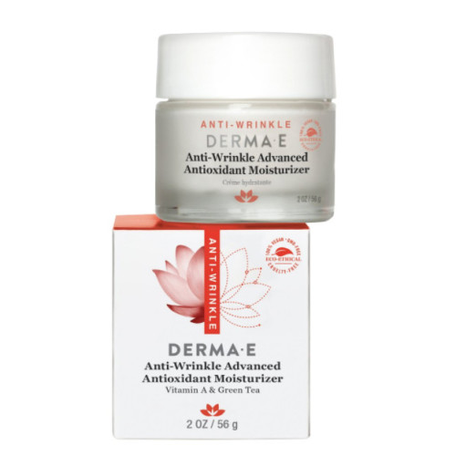 Derma E - Derma E Anti Wrinkle Vitamin A & Green Tea Advanced Creme 56gr