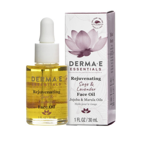 Derma E - Derma E Rejuvenating Sage & Lavender Face Oil 30ml