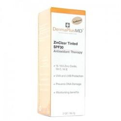 DermaPlus Md - DermaPlus Md ZinClear SPF30 Tinted 56.7g