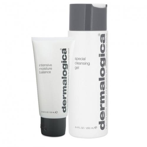 Dermalogica Ürünleri - Dermalogica Intensive Moisture Balance 100 ml & Special Cleansing Gel 250ml SET