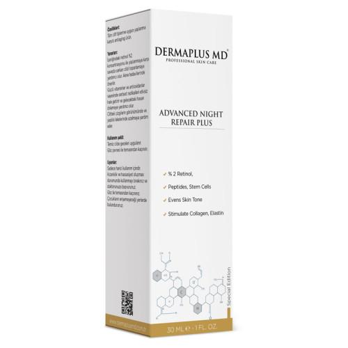 DermaPlus Md - Dermaplus Md Advanced Night Repair Plus 30ml