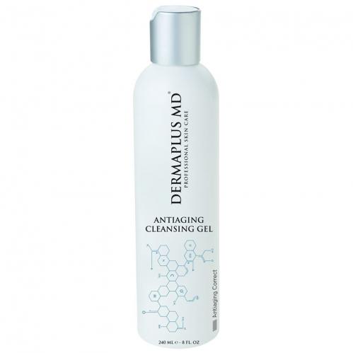 DermaPlus Md - Dermaplus MD Anti Aging Cleansing Gel 240ml