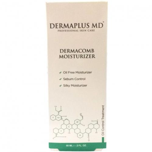 DermaPlus Md - Dermaplus MD Dermacomb Moisturizer 60ml