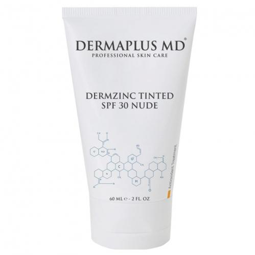 DermaPlus Md - Dermaplus Md Dermazinc Tinted Spf30 Nude 60 ml