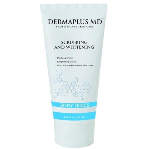 DermaPlus Md - Dermaplus MD Scrubbing and Whitening 240ml