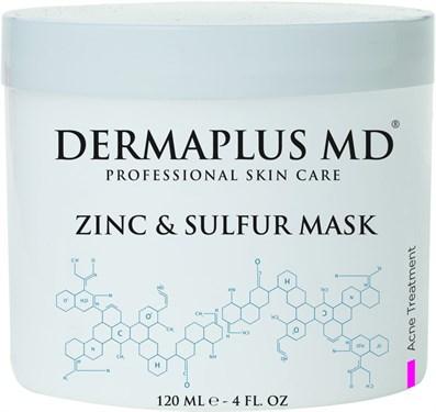 DermaPlus Md - Dermaplus Md Zinc Sulfur Mask 120 ml