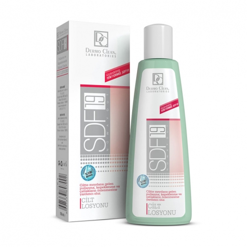 Dermo Clean - Dermo Clean SDF 19 Cilt Bakım Losyonu 150 ml