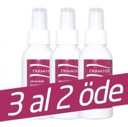 Dermo Oil - Dermo Oil 3lü Avantaj Paketi