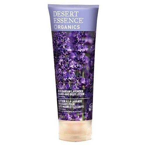 Desert Essence - Desert Essence Bulgar Lavantası Özlü Organik El ve Vücut Losyonu 237ml