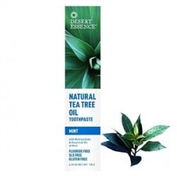 Desert Essence - Desert Essence Doğal Çay Ağacı Özlü Diş Macunu 176ml