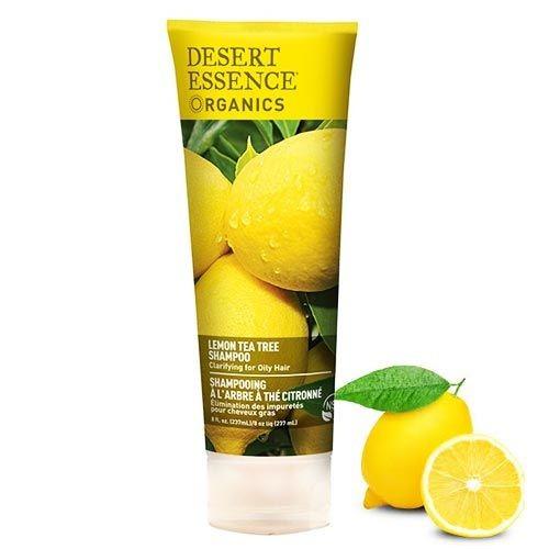 Desert Essence - Desert Essence Limon Çay Ağacı Özlü Organik Şampuan 237ml