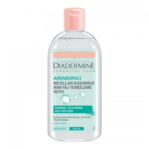 Diadermine Arındırıcı Makyaj Temizleme Suyu 400 ml