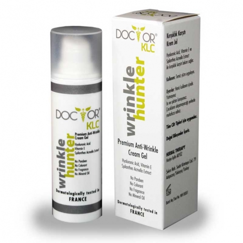 Doctor KLC - Doctor KLC Wrinkle Hunter Premium Anti-Wrinkle Cream Gel 30 ml