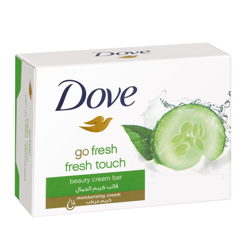 Dove - Dove Cream Bar Fresh Touch Sabun 100gr