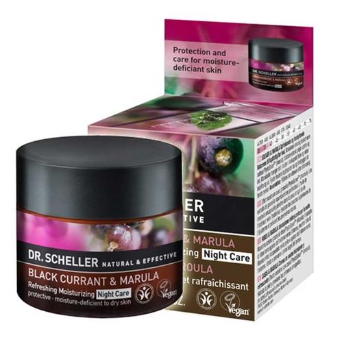 Dr.Scheller - Dr Scheller Blackcurrant & Marula Moisturizing Cream Night 49g