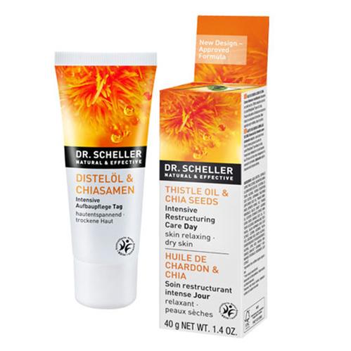 Dr.Scheller - Dr Scheller Thistle Oil & Chia Seeds Intensive Restructuring Care Day 40 ml
