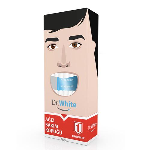 Dr.White - Dr. White Ağız Bakım Köpüğü Yetişkin 100 ml