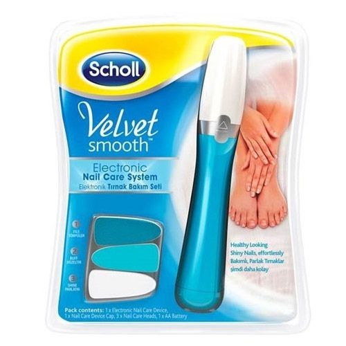 DR. Scholl - Dr.Scholl Velvet Smooth Tırnak Bakım Seti