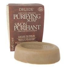 Druide Purifying Soap Bar 100gr