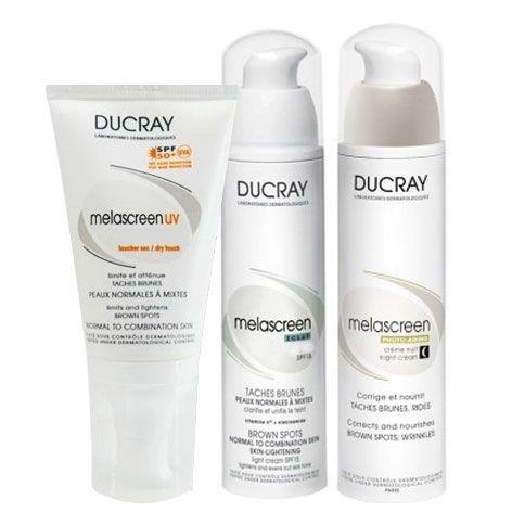 Ducray - Ducray Cilt Tonu Düzenleme Bakım Seti