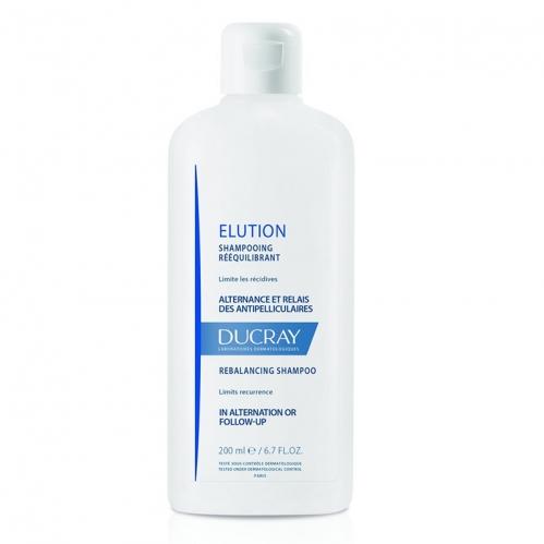 Ducray - Ducray Elution Şampuan 200ml.