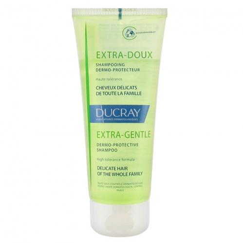 Ducray - Ducray Extra Doux Extra Gentle Shampoo 100ml - Seyahat Boy