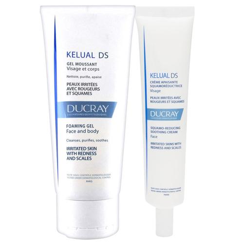 Ducray - Ducray Kelual DS Set