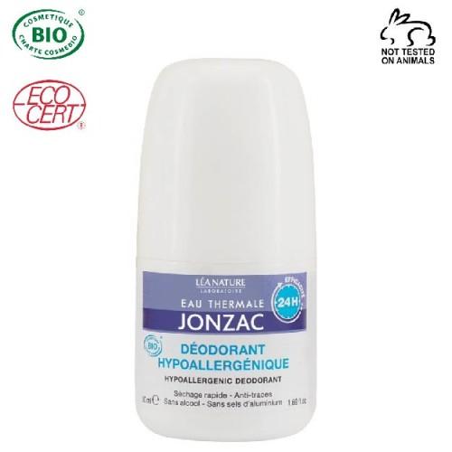 Eau Thermale Jonzac - Eau thermale jonzac Rehydrate Organik Sertifikalı Roll On Deodorant 24h 50 ml