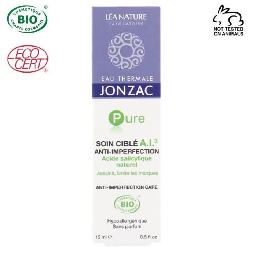 Eau Thermale Jonzac - Eau thermale jonzac Pure Organik Sertifikalı Hipoalerjenik Kusurlara Karşı Serum 15 ml