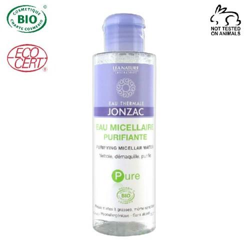Eau Thermale Jonzac - Eau thermale jonzac Pure Organik Sertifikalı Misel Su 150 ml