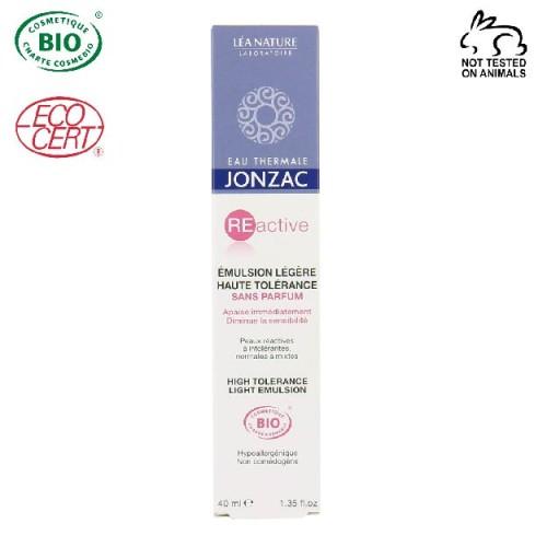 Eau Thermale Jonzac - Eau thermale jonzac Reactive Organik Sertifikalı Hipoalerjenik Nemlendirici Hafif Emülsiyon 40 ml