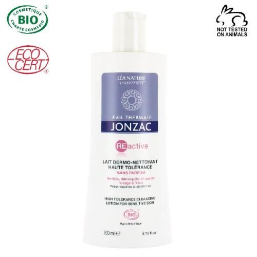 Eau Thermale Jonzac - Eau thermale jonzac Reactive Organik Sertifikalı Hipoalerjenik Temizleyici Dermo Losyon 200 ml