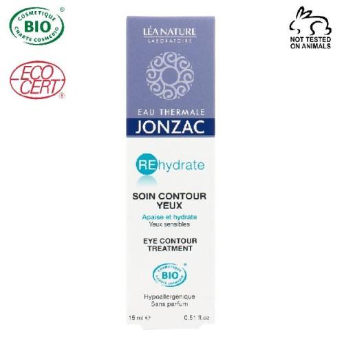 Eau Thermale Jonzac - Eau thermale jonzac Rehydrate Organik Sertifikalı Göz Çevresi Kremi 15 ml