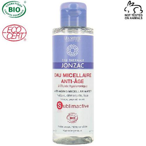 Eau Thermale Jonzac - Eau Thermale Jonzac Sublimactive Organik Sertifikalı Hipoalerjenik Anti Aging Misel Su 150 ml