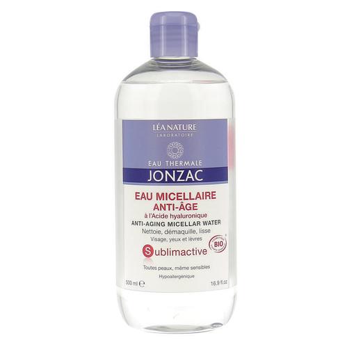 Eau Thermale Jonzac - Eau Thermale Jonzac Sublimactive Organik Sertifikalı Hipoalerjenik Anti Aging Misel Su 500 ml