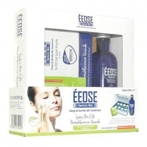 Eeose - Eeose Cilt Bakım Seti (Yağlı ve Akneye Eğilim Gösteren Ciltler)