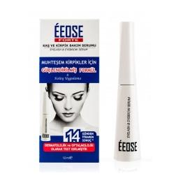 Eeose - Eeose Forte Kaş ve Kirpik Bakım Serumu Kolay Uygulama 10ml