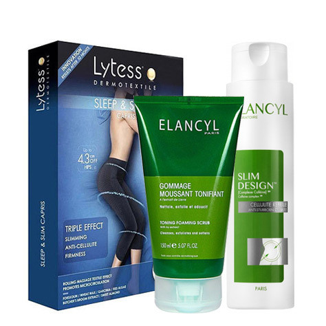 Elancyl Ürünleri - Elancyl Anti Selülit Paketi – Gece