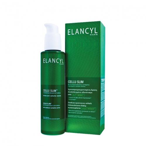 Elancyl - Elancyl Cellu Slim Selülitlere Karşı Bakım Kremi 200 ml