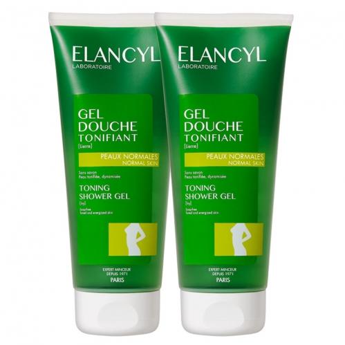 Elancyl Ürünleri - Elancyl Gel Douche Tonifiant (Arındırıcı Duş Jeli) 200ml İKİNCİSİ BEDAVA