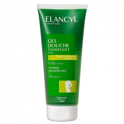 Elancyl Ürünleri - Elancyl Gel Douche Tonifiant (Arındırıcı Duş Jeli) 200ml