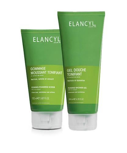 Elancyl - Elancyl Vücut Bakım Seti