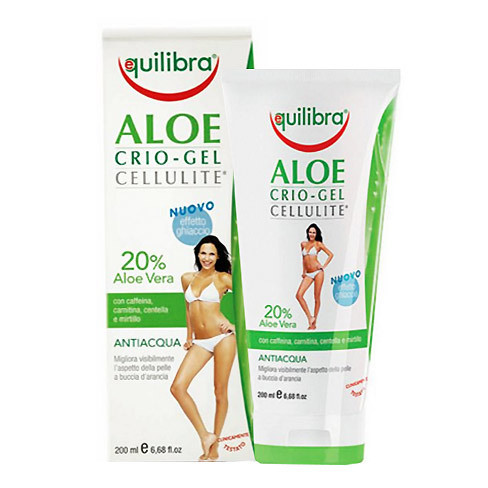 Equilibra - Equilibra Aloe Crio-Gel Cellulite 200ml