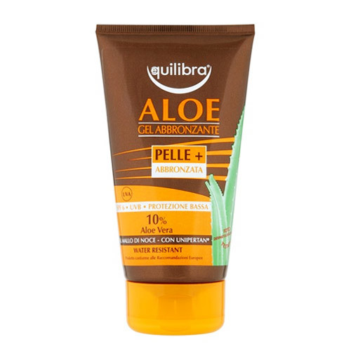 Equilibra - Equilibra Aloe Sun Tanning Gel 150ml