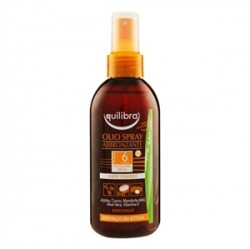 Equilibra - Equilibra Aloe Tanning Oil Spray 150ml