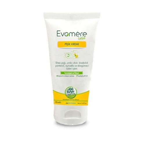 Evomere - Evomere Pişik Bakım Kremi 50ml