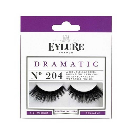 Eylure - Eylure Dramatic No:204 Takma Kirpik